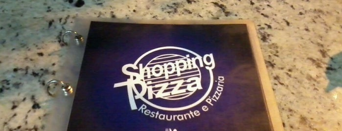 Shopping Pizza is one of Locais.