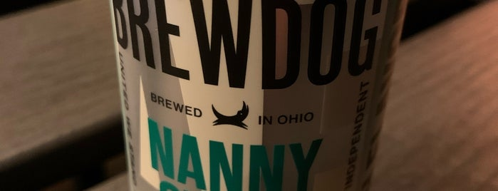 BrewDog Franklinton is one of Columbus Drinks.
