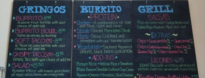 Gringos Burrito Grill is one of Eater's New Hamptons Restaurants, Summer '13.