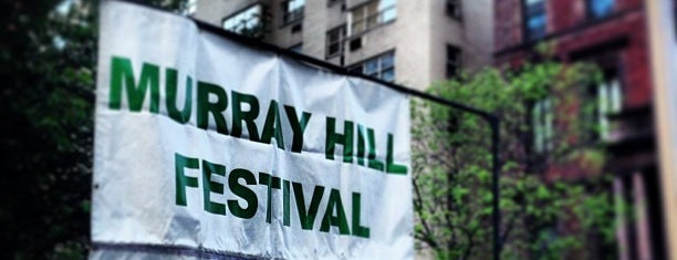 Murray Hill is one of Tempat yang Disukai Charles.