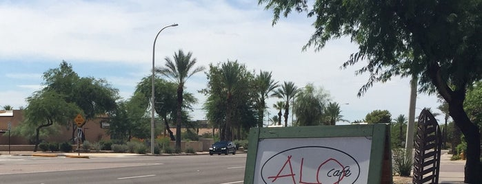 Alo Cafe is one of Arizona.