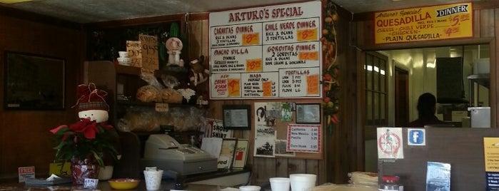 El Indio Tortilla Factory is one of Old Los Angeles Restaurants Part 1.