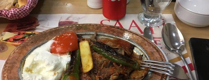 Saafi Restaurant&Döner is one of Ercan 님이 저장한 장소.