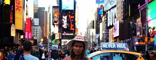 Naked Cowboy is one of New York Best: Sights & activities.