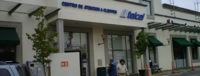 CAC Telcel is one of Por Visitar.