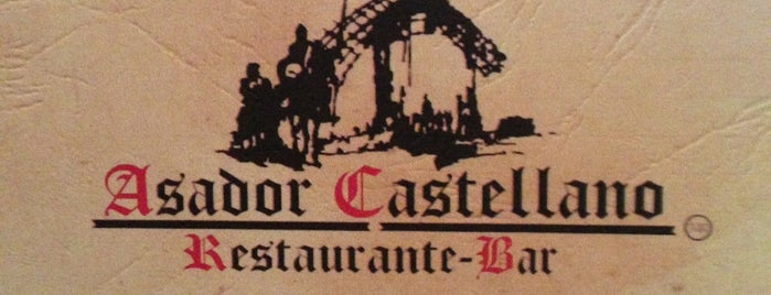 Asador Castellano is one of Approved Rest.