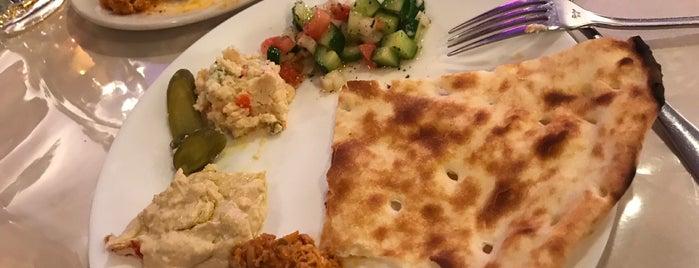 イランアラブ料理 アラジン is one of QKさんの保存済みスポット.