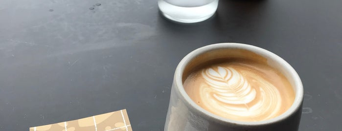 Woodberry Coffee Roasters is one of Juha's Top 200 Coffee Places.