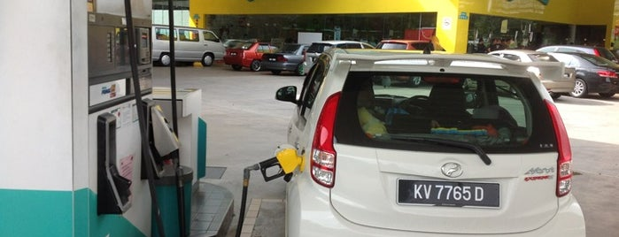 PETRONAS Station is one of @Bentong, Pahang.