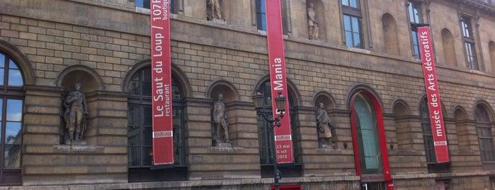Musée des Arts Décoratifs is one of PARIS.