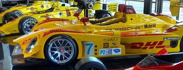 Penske Racing Museum is one of Phoenix AZ.