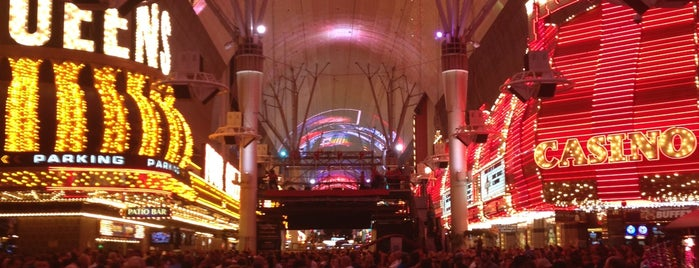Fremont Street Experience is one of USA Trip 2013.