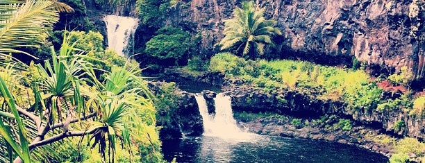 7 Sacred Pools @ Haleakala State Park is one of Hawaii planning.