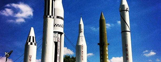 U.S. Space and Rocket Center is one of Best of Huntsville.