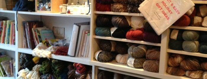 La Casita Yarn Shop Cafe is one of NYC Arts & Crafts + Scrapbooking.