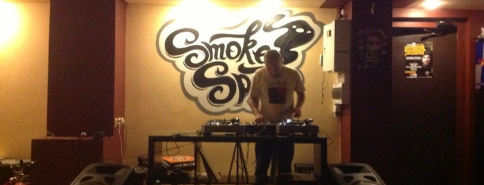 SmokeSpot Club is one of Clubs / Bars / Pubs / Concert Halls.