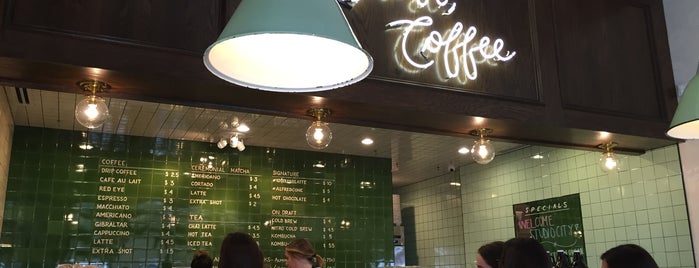 Alfred Coffee {Studio City} is one of Cafés.