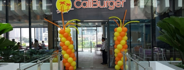 CaliBurger is one of Makati City.