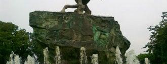 Patung P. Diponegoro is one of Characteristic of Surabaya.
