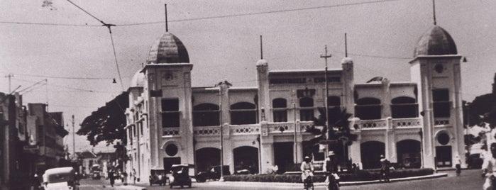 Alun-alun Contong is one of Characteristic of Surabaya.
