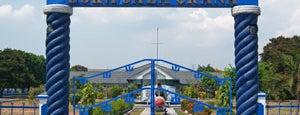 Museum TNI AL is one of Characteristic of Surabaya.