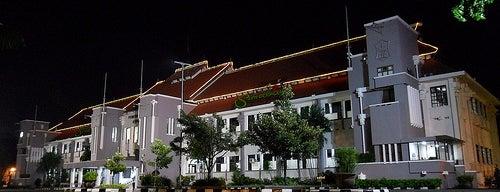Balai Kota Surabaya is one of Characteristic of Surabaya.
