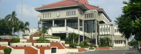 DPRD Provinsi Jawa Timur is one of Characteristic of Surabaya.