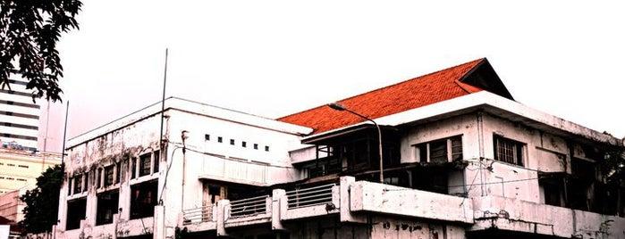 Ex Gedung Bioskop Indra is one of Characteristic of Surabaya.
