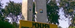 Monumen Perjuangan POLRI is one of Characteristic of Surabaya.