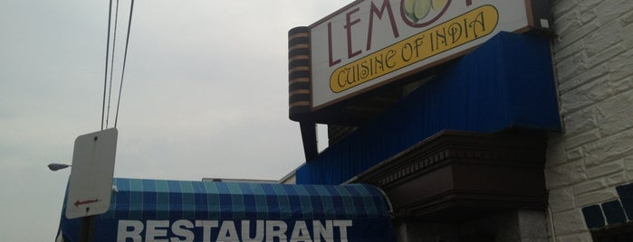 Lemon Indian Cuisine is one of Summerさんのお気に入りスポット.