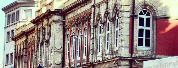 Türkiye İş Bankası Müzesi is one of Tarih/Kültür (Marmara).