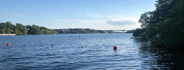 Smedsuddsbadet is one of STHLM swimming.
