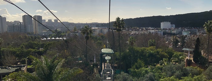 Teleférico Jardim Zoológico is one of J : понравившиеся места.