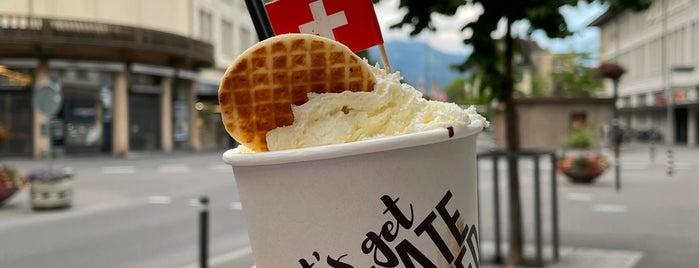Funky Chocolate Club Switzerland is one of Interlaken.