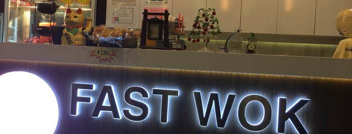 Fast Wok Malaysian is one of [todo] Gold Coast.