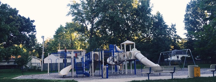 Ashby Park is one of parks.