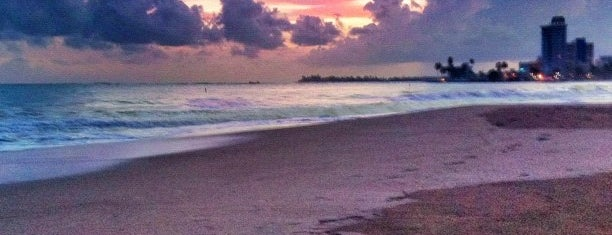 Isla Verde Beach is one of Puerto Rico.