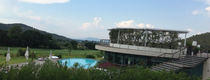 Argentario Golf Resort & Spa is one of Design Hotels.