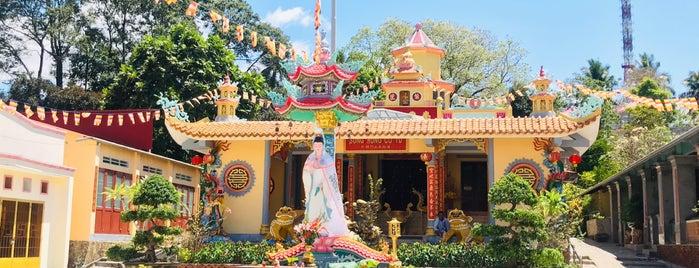 Sùng Hưng Cổ Tự is one of phu quoc-vietnam.