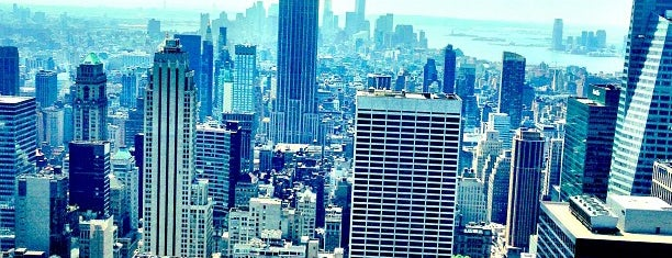 Top of the Rock Observation Deck is one of The Best of NYC.