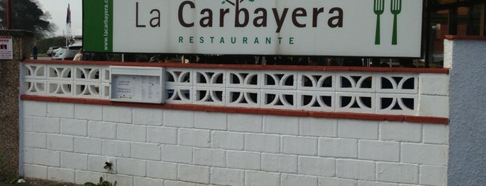 La Carbayera is one of Locais curtidos por Nube.