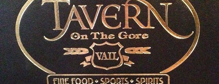 Tavern on the Gore is one of Chris : понравившиеся места.
