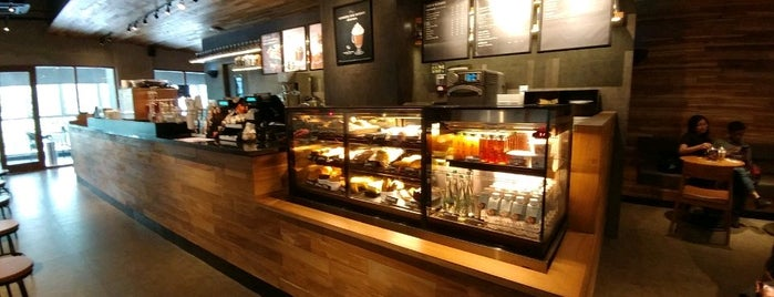 Starbucks is one of COFFEE SHOP.