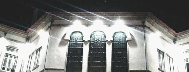 Ayuntamiento de Vila Nova de Gaia is one of Lugares favoritos de Nikki.