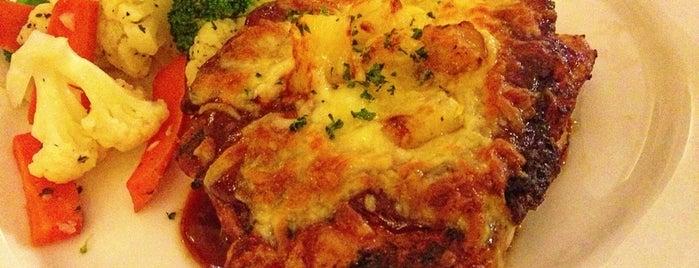 Susan's Bistro is one of Posti salvati di 芷.