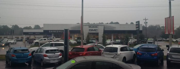 Gainesville Mitsubishi is one of Cat : понравившиеся места.