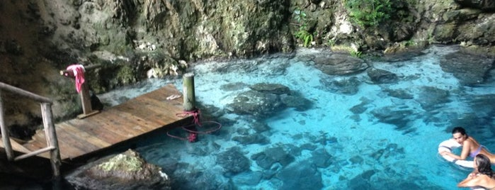 Hoyo Azul is one of DR/Punta Cana 🏝 ☀️.