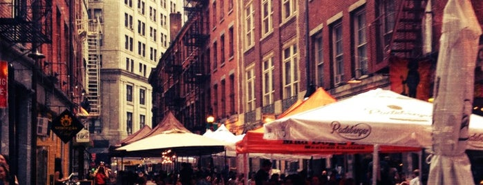 Stone Street Tavern is one of NYC/MHTN: American.