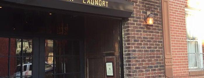 Falcon Laundry Bar & Restaurant is one of Bebidas & Comidas in the Burg.
