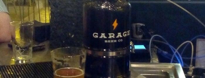 Garage Beer Co. is one of Barcelona.